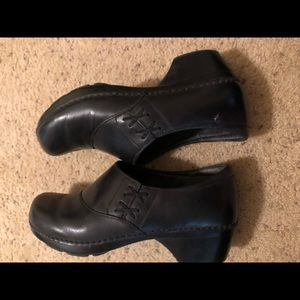 Dansko Black Shoes